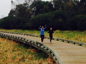 run in Cuba Marsh