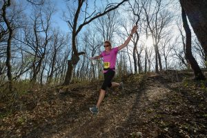 earth day trail race