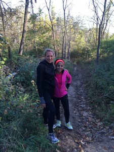 trail run october
